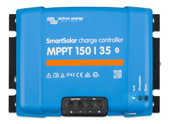 Victron Energy - SmartSolar charge controller MPPT 150/35