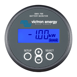 Victron Energy - Monitoring batterie BMV