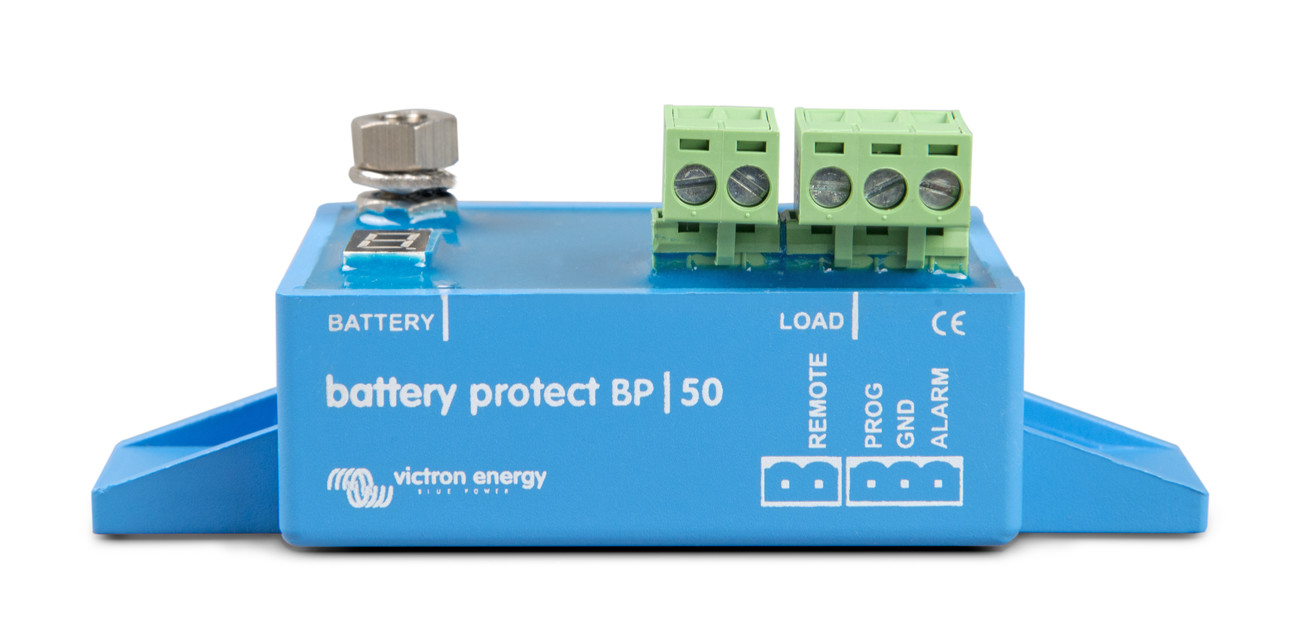 Enermoov - Victron Energy - Distribution DC Battery Protect