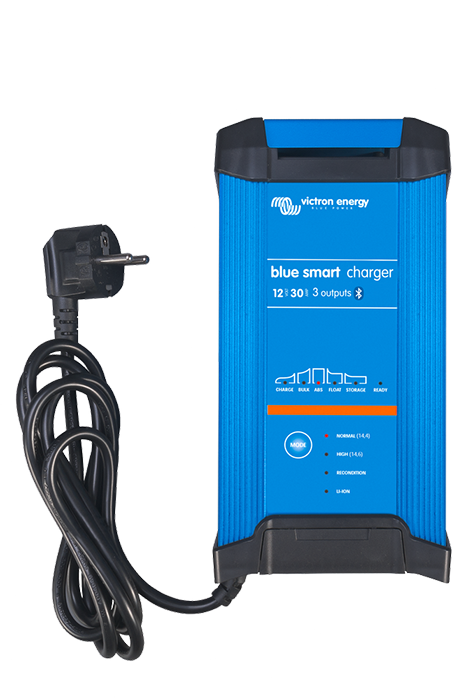 Enermoov - Victron Energy - chargeur automotive IP22
