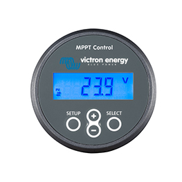 Enermoov - Victron Energy - monitoring batterie MPPT control