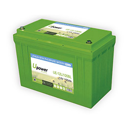 Upower - batterie lithium - batterie LiFePO4