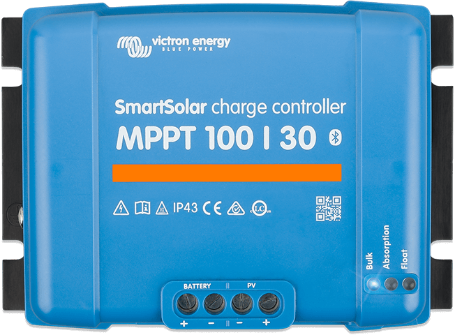 Victron Energy - SmartSolar charge controller MPPT 100/30