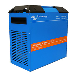 Victron Energy - batterie lithium ion HE