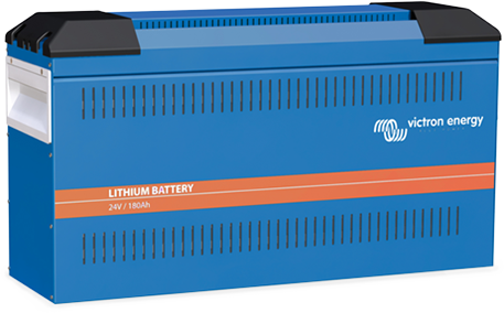 Enermoov - Victron Energy - batterie lithium