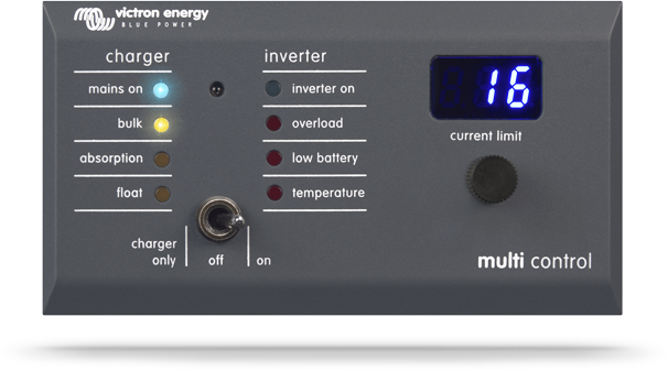 Enermoov - Victron Energy - installation batterie lithium avec digital multi control