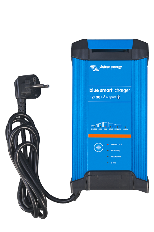 Enermoov - Victron Energy - chargeur batterie Blue Power IP22